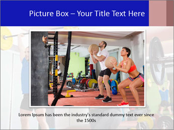 Crossfit fitness gym PowerPoint Templates - Slide 16