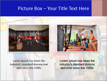 Crossfit fitness gym PowerPoint Templates - Slide 18