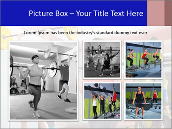 Crossfit fitness gym PowerPoint Templates - Slide 19