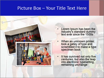 Crossfit fitness gym PowerPoint Templates - Slide 20