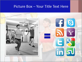 Crossfit fitness gym PowerPoint Templates - Slide 21