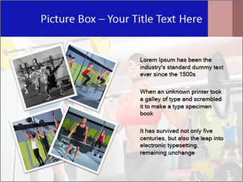 Crossfit fitness gym PowerPoint Templates - Slide 23