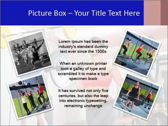 Crossfit fitness gym PowerPoint Templates - Slide 24