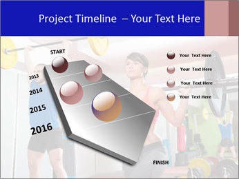 Crossfit fitness gym PowerPoint Templates - Slide 26