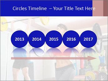 Crossfit fitness gym PowerPoint Templates - Slide 29