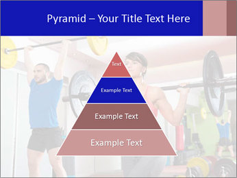 Crossfit fitness gym PowerPoint Templates - Slide 30