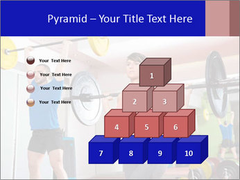 Crossfit fitness gym PowerPoint Templates - Slide 31