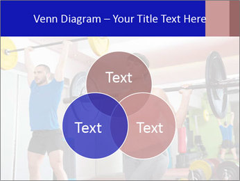 Crossfit fitness gym PowerPoint Templates - Slide 33