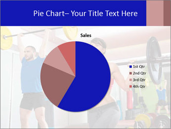 Crossfit fitness gym PowerPoint Templates - Slide 36