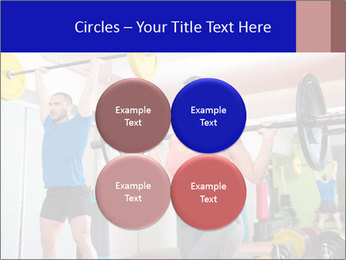 Crossfit fitness gym PowerPoint Templates - Slide 38