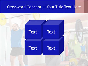 Crossfit fitness gym PowerPoint Templates - Slide 39