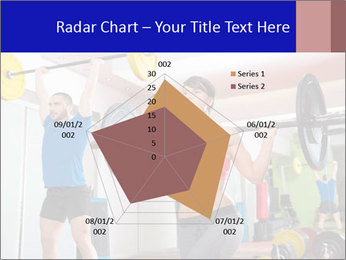 Crossfit fitness gym PowerPoint Templates - Slide 51