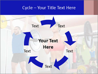 Crossfit fitness gym PowerPoint Templates - Slide 62