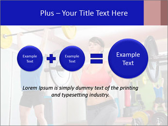 Crossfit fitness gym PowerPoint Templates - Slide 75