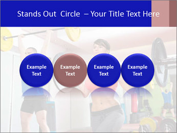 Crossfit fitness gym PowerPoint Templates - Slide 76