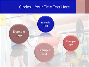 Crossfit fitness gym PowerPoint Templates - Slide 77