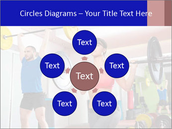 Crossfit fitness gym PowerPoint Templates - Slide 78