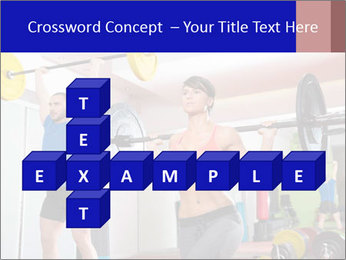 Crossfit fitness gym PowerPoint Templates - Slide 82