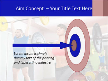 Crossfit fitness gym PowerPoint Templates - Slide 83