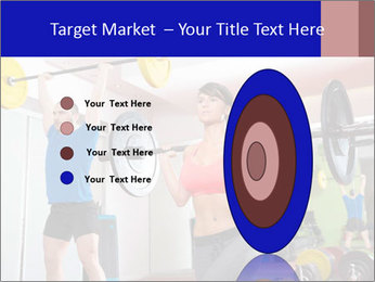 Crossfit fitness gym PowerPoint Templates - Slide 84