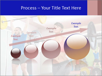 Crossfit fitness gym PowerPoint Templates - Slide 87