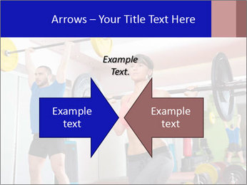 Crossfit fitness gym PowerPoint Templates - Slide 90
