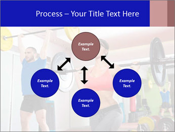 Crossfit fitness gym PowerPoint Templates - Slide 91