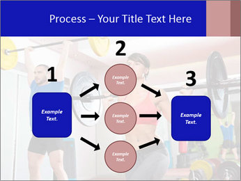 Crossfit fitness gym PowerPoint Templates - Slide 92