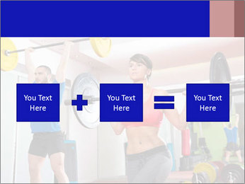 Crossfit fitness gym PowerPoint Templates - Slide 95