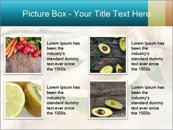 Avocado PowerPoint Template - Slide 14