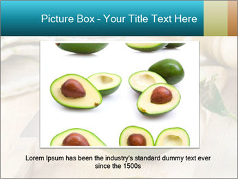 Avocado PowerPoint Template - Slide 16