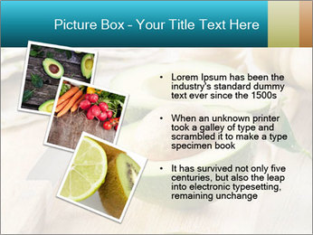 Avocado PowerPoint Template - Slide 17