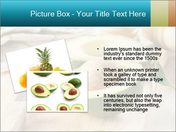 Avocado PowerPoint Template - Slide 20