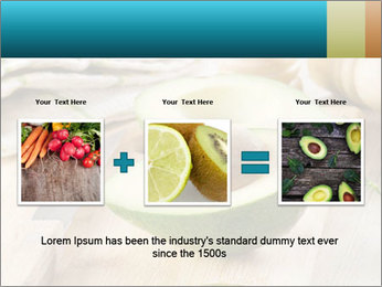 Avocado PowerPoint Template - Slide 22
