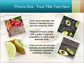 Avocado PowerPoint Template - Slide 24