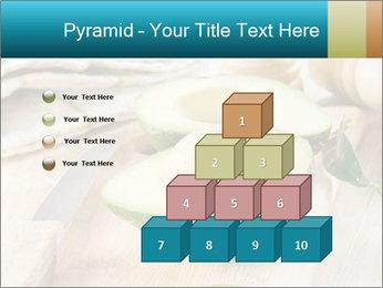 Avocado PowerPoint Template - Slide 31