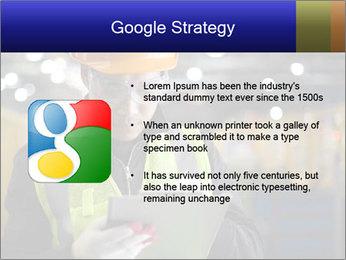 Industrial engineer writing PowerPoint Template - Slide 10