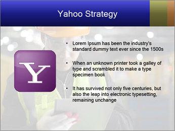 Industrial engineer writing PowerPoint Template - Slide 11