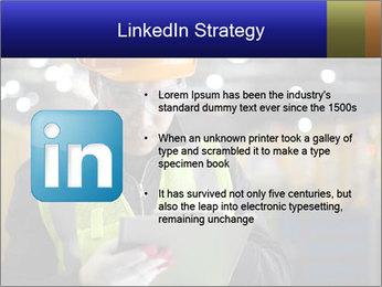 Industrial engineer writing PowerPoint Template - Slide 12