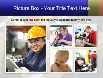 Industrial engineer writing PowerPoint Template - Slide 19