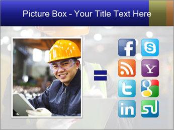 Industrial engineer writing PowerPoint Template - Slide 21