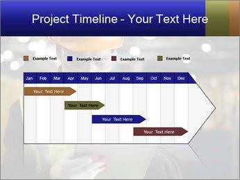 Industrial engineer writing PowerPoint Template - Slide 25