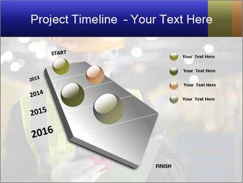 Industrial engineer writing PowerPoint Template - Slide 26