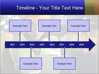 Industrial engineer writing PowerPoint Template - Slide 28