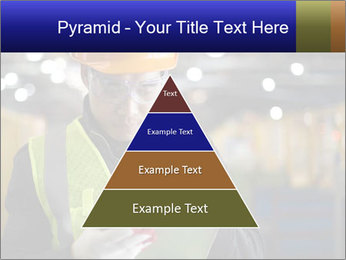 Industrial engineer writing PowerPoint Template - Slide 30