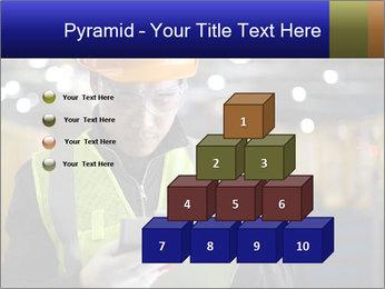 Industrial engineer writing PowerPoint Template - Slide 31