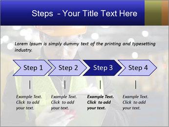 Industrial engineer writing PowerPoint Template - Slide 4