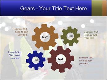 Industrial engineer writing PowerPoint Template - Slide 47