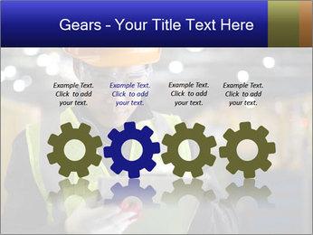 Industrial engineer writing PowerPoint Template - Slide 48