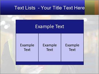 Industrial engineer writing PowerPoint Template - Slide 59